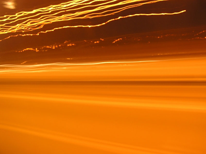 More light trails - Click to go back