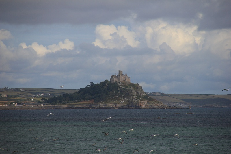 St Michael's Mount 1 - Click to go back