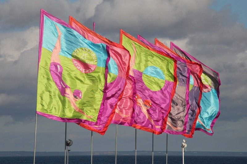 Penzance Flags - Click to go back