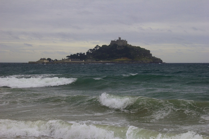 St Michael's Mount 2 - Click to go back